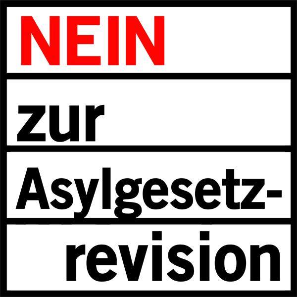 nein zur Asylverschärfung - Einreichung des Referendums am 17.1. in Bern